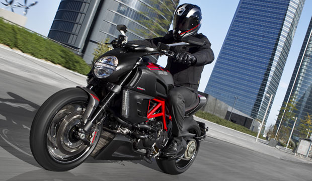 Ducati Diavel secrets