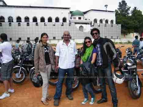 Jawa - Yezdi day Bangalore04