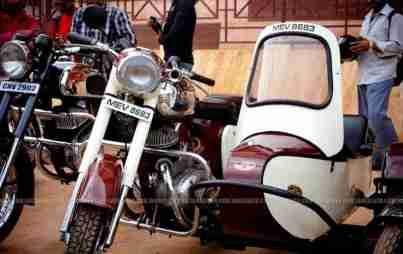 Jawa - Yezdi day Bangalore10