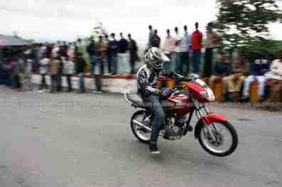 Nandi Hill Climb85 Race to the clouds