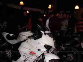 Hyosung Garware Bangalore 14Satya Mitra Motors