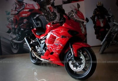 Hyosung Garware Motors Bangalore showroom launch 06