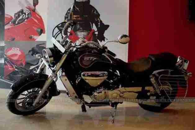 Hyosung Garware Motors Bangalore showroom launch 10