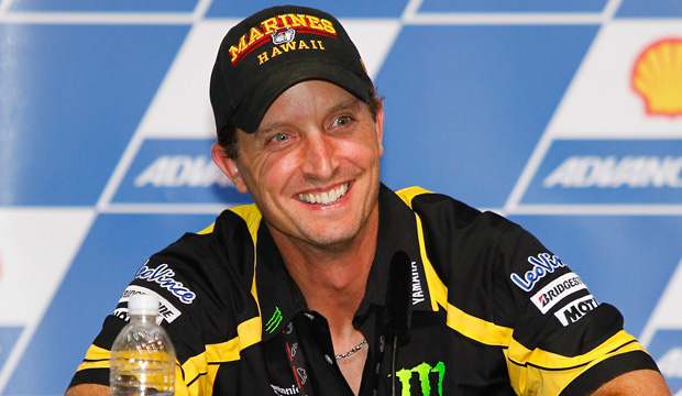 Colin Edwards confirms move to BMW-Suter