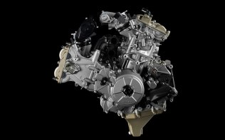 Ducati Superquadro Engine 05 IAMABIKER