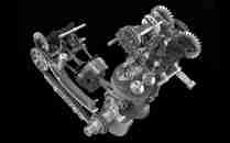 Ducati Superquadro Engine 12 IAMABIKER