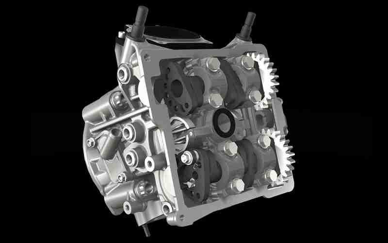 Ducati Superquadro Engine 16 IAMABIKER