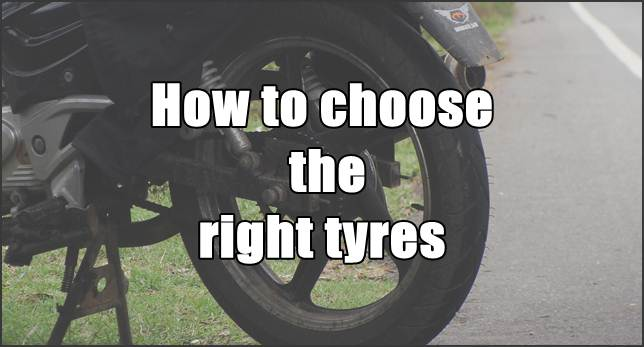 How to choose the right tyres