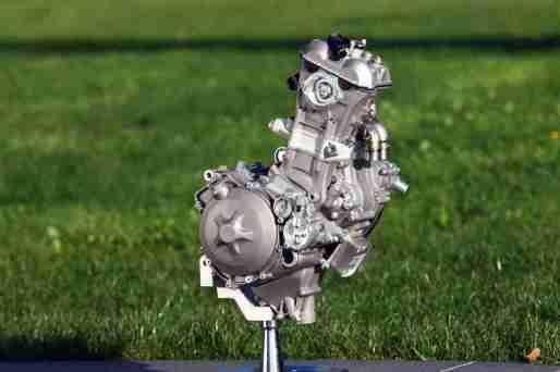 KTM moto3 engine 05 IAMABIKER