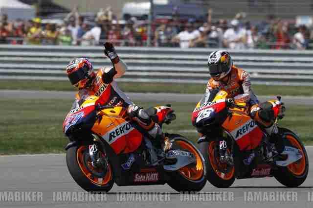 MotoGP World championship 2011 Casey Stoner