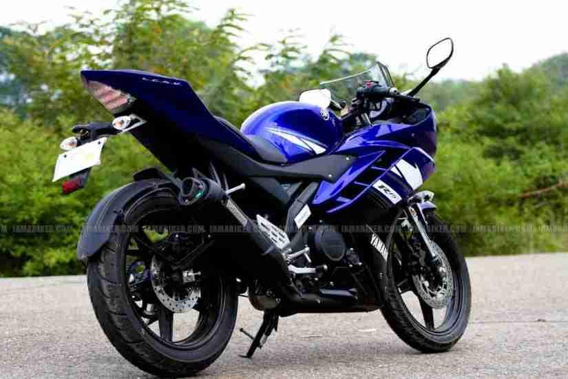 New Yamaha R15 V2.0 2011 03