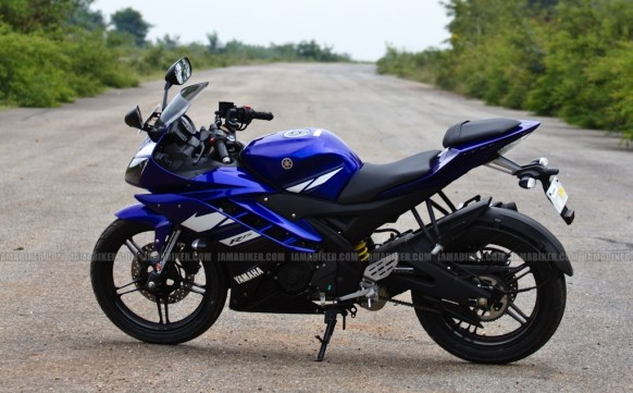 New Yamaha R15 V2.0 2011 07
