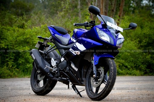 New Yamaha R15 V2.0 2011 09