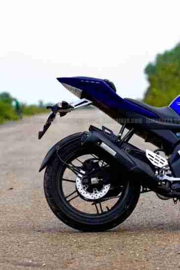 New Yamaha R15 V2.0 2011 16