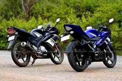 New Yamaha R15 V2.0 2011 24