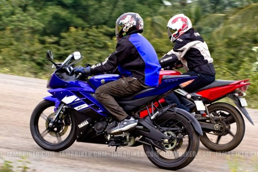 New Yamaha R15 V2.0 2011 35