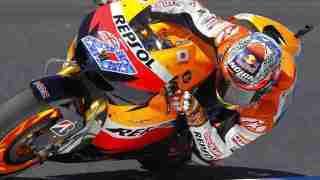 Stoner Australia MotoGP 2011