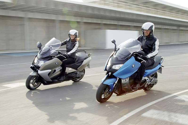BMW F 600 C 650 Sport and GT 01 IAMABIKER
