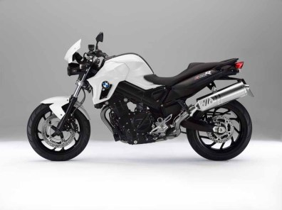 BMW F800R updated for 2012 05 IAMABIKER