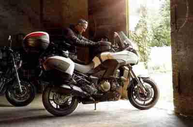 Kawasaki Versys 1000 2012 premieres in Italy