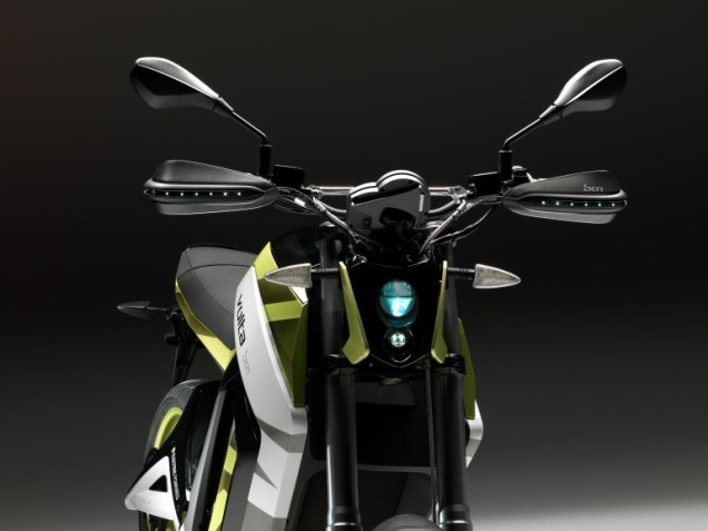 Volta BCN electric motorcycles 02 IAMABIKER