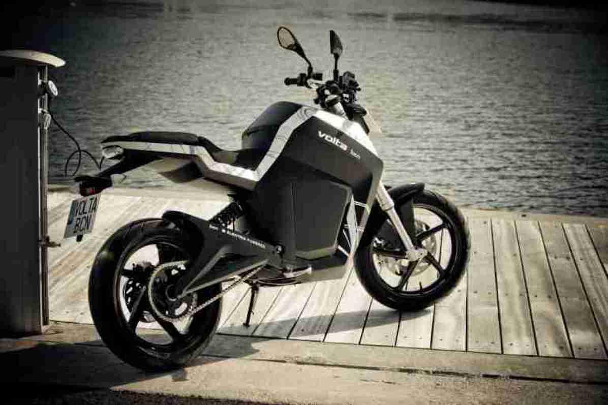 Volta BCN electric motorcycles 03 IAMABIKER