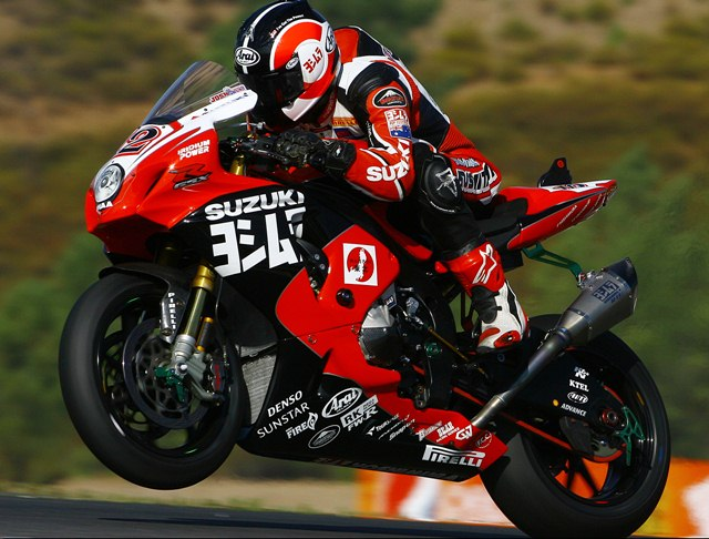 Yoshimura enters World Superbike Racing in 2012