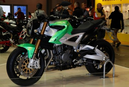 Benelli Due 756 goes into production