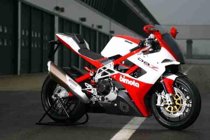 Bimota returns to World Superbike Championship in 2012