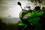 Kawasaki Ninja 650R wallpapers 02 IAMABIKER