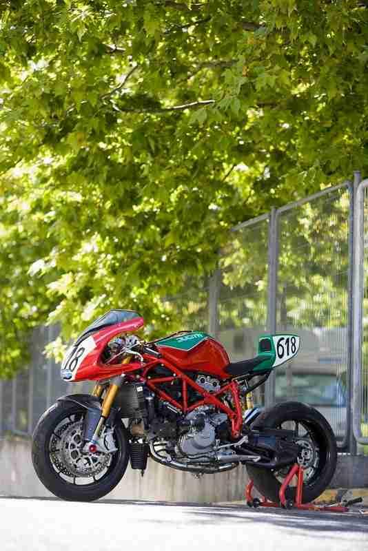 Radical Ducati 750 Daytona 07 IAMABIKER