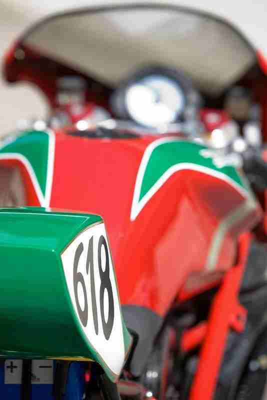 Radical Ducati 750 Daytona 08 IAMABIKER