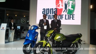 Suzuki Hayata and Storm Launch