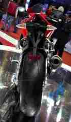 Aprilia - Piaggio Auto Expo 2012 India 14
