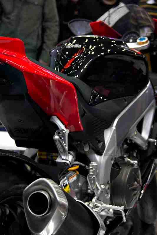 Aprilia - Piaggio Auto Expo 2012 India 16