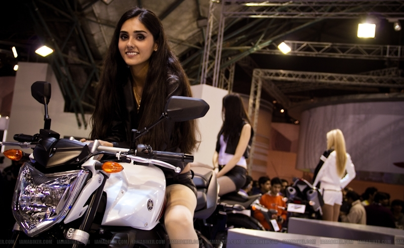 Auto Expo 2012 Eyecandy 28