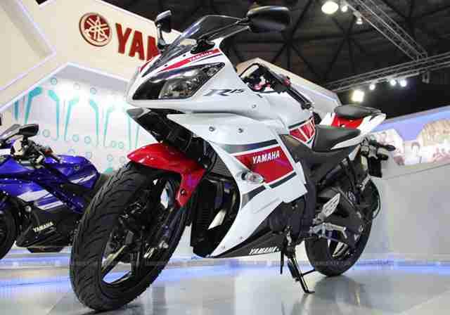 R15 V2 Limited Edition 2013 AutoExpo2012: Yamaha -...