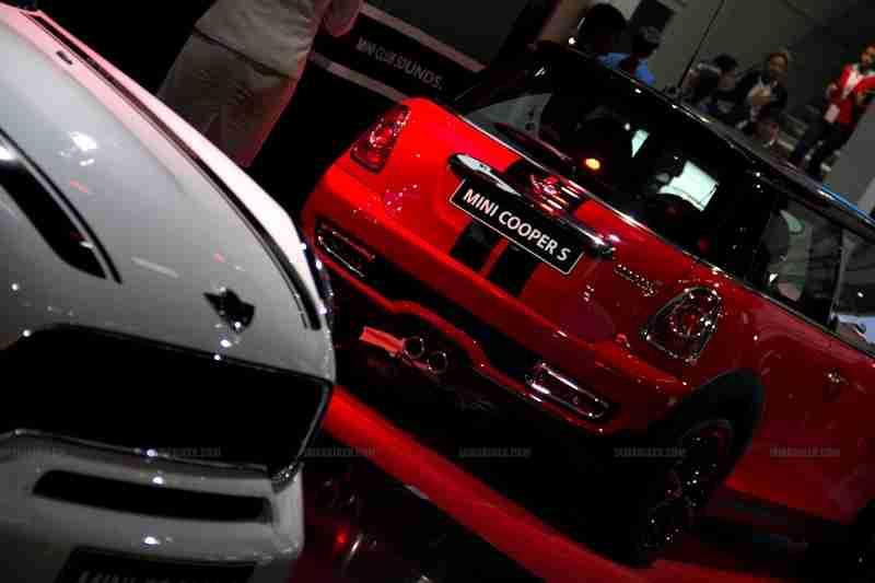 BMW Auto Expo 2012 India 02