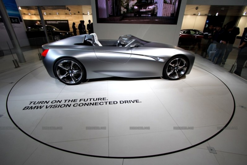 BMW Auto Expo 2012 India 18