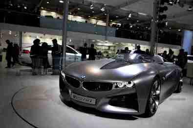 BMW Auto Expo 2012 India 22