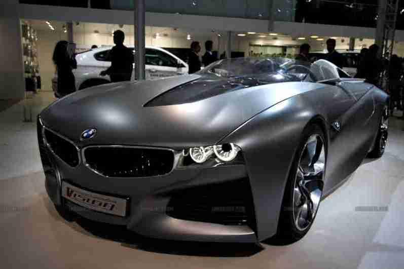 BMW Auto Expo 2012 India 23