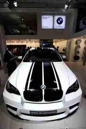 BMW Auto Expo 2012 India 24