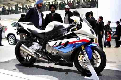 BMW Auto Expo 2012 India 32