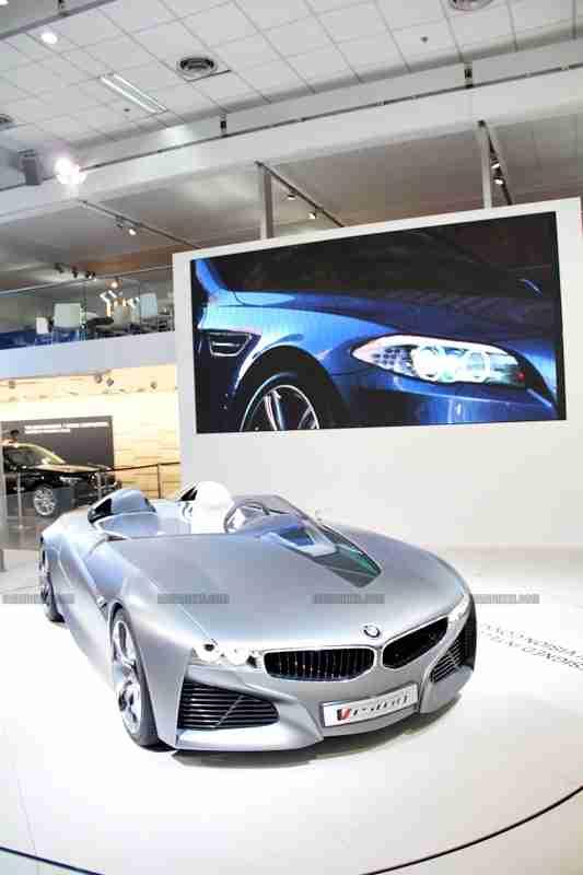 BMW Auto Expo 2012 India 41