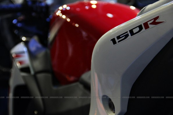 CBR 150R India Auto Expo 2012