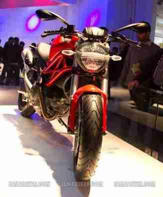 Ducati Auto Expo 2012 20