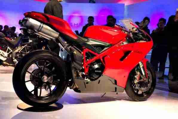 Ducati Auto Expo 2012 India 06