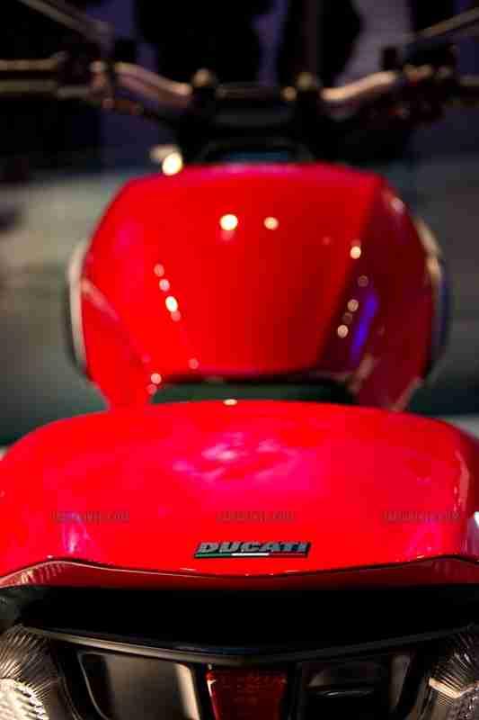 Ducati Auto Expo 2012 India 15