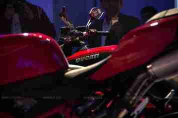 Ducati Auto Expo 2012 India 20
