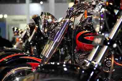 Harley Davidson Auto Expo 2012 India 09